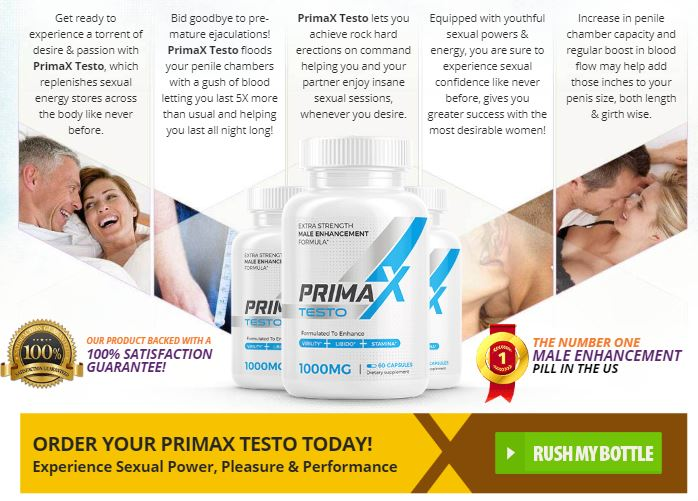 prima x testo male enhancement